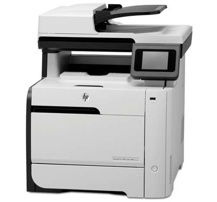 Recycle Your Used HP LaserJet Pro 400 M475dn Color All-in-One Printer - CE863A