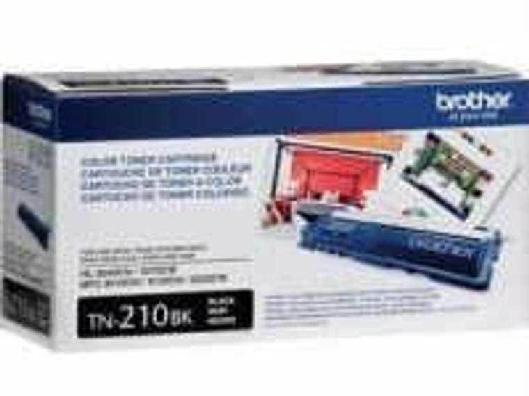 Recycle Your Used Brother Black Toner Cartridge, 2,200 yield, fits multiple models - TN210BK