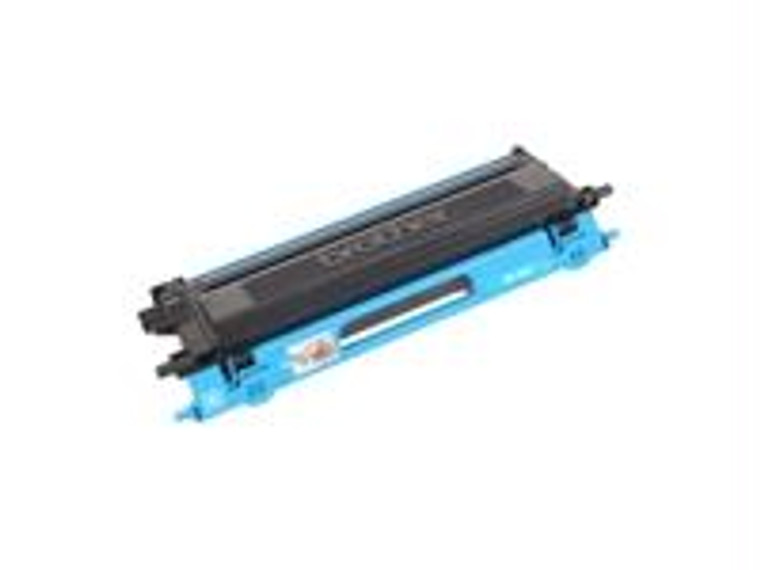 Recycle Your Used Brother Cyan Toner Cartridge, 1,500 yield, fits multiple models - TN110C