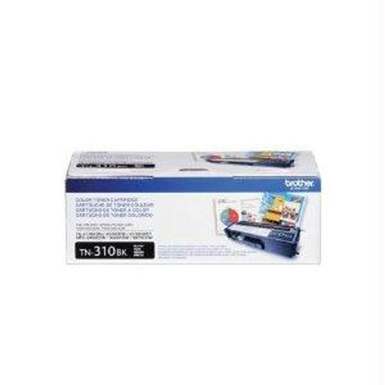 Recycle Your Used Brother Black Toner Cartridge, 2,500 yield, fits multiple models - TN310BK