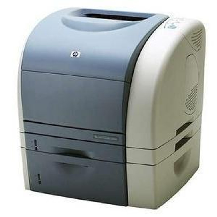 Recycle Your Used HP Color LaserJet 2500 Printer (4 ppm in color) - C9706A