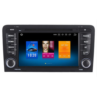 android audi a3 s3 navigation dvd gps system support carplay
