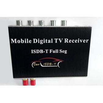 HD Car ISDB-T Receiver