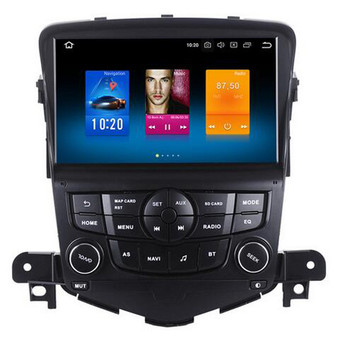 Chevrolet Cruze 2008-2011 Android Navigation GPS System