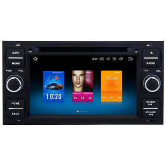Ford Focus Mondeo S-max Android Navigation GPS DVD Head Unit