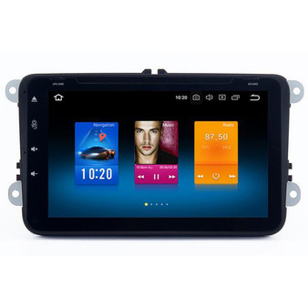 8'' Android Navigation DVD GPS for Volkswagen Jetta Polo Golf