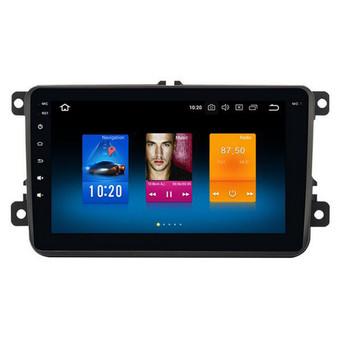 8'' Android Car Navigation DVD GPS for Volkswagen Tiguan Touran Sharan
