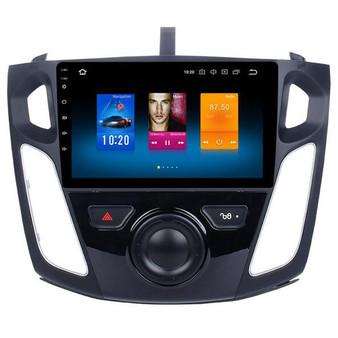 Ford Focus 2012-2015 Android Car Stereo Navigation GPS