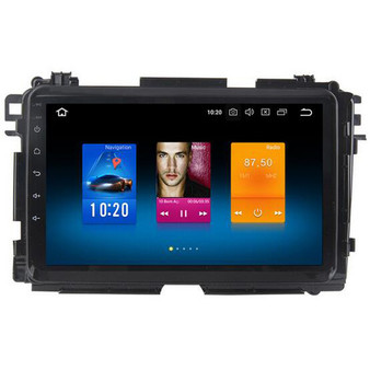 9'' Android Navigation GPS player for Honda Vezel HR-V HRV 2014-2017
