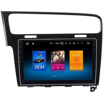 10.2'' VW Golf 7 2013 android navigation gps system