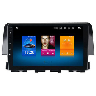Honda Civic 2016 Android Car Stereo Navigation GPS