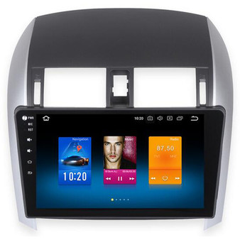 Toyota Corolla 2007-2011 Android Car Navigation DVD GPS