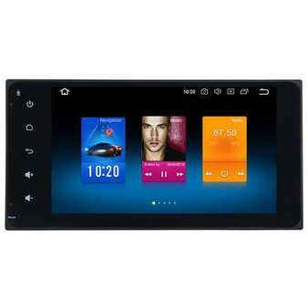 7'' Android GPS Navigation Head unit for Toyota Universal