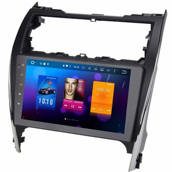 Toyota Camry 2012 Android GPS Navigation Head unit