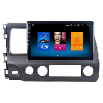 Honda Civic 2009-2011 Android GPS Navigation Head Unit