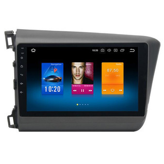Honda Civic Android GPS Navigation Head unit
