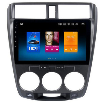 Honda City 2008-2012 Android GPS Navigation System