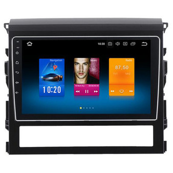Toyota land cruiser 2016 Android Car Stereo Navigation GPS