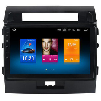 Toyota LC200 Android Navigation GPS
