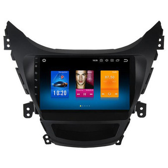 Android Navigation GPS for Hyundai Elantra (MD), Avante (MD)