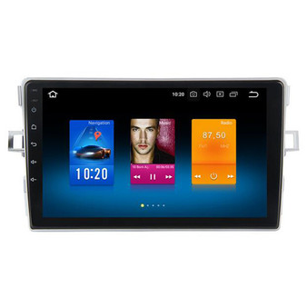 Toyota Verso android auto navigation GPS system