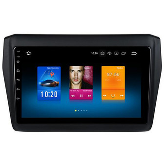 Suzuki Swift android car stereo navigation GPS system
