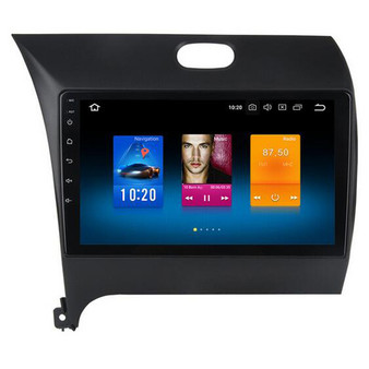 KIA K3 android navigation GPS system