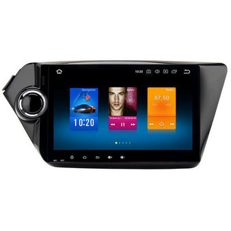 Kia K2 Rio android car stereo navigation GPS player