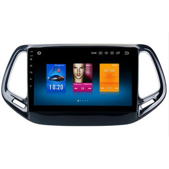 Jeep Compass Android Navigation GPS payer