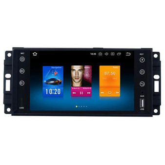 Jeep Chrysler Dodge android car navigation GPS player