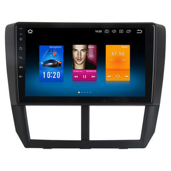 Subaru forester android GPS navigation head unit