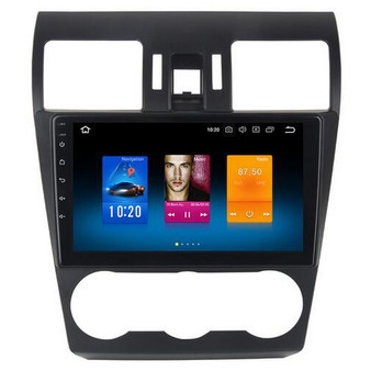 Subaru Forester android GPS navigation system