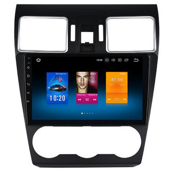Subaru WRX android GPS navigation head unit