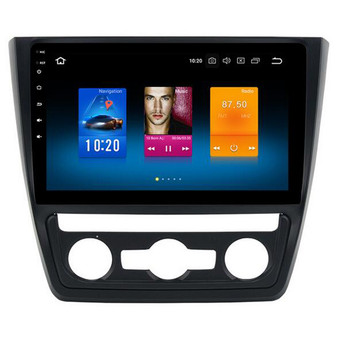 Skoda Yeti android GPS navigation head unit