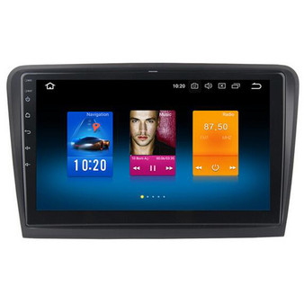 Skoda Superb android GPS navigation head unit