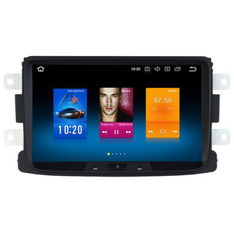 Renault Duster android car stereo GPS navigation
