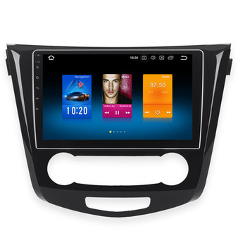 Nissan Qashqai android GPS navigation head unit
