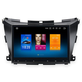 Nissan Murano android GPS navigation head unit