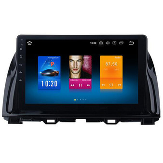 Mazda CX5 Android Car Stereo Navigation GPS system