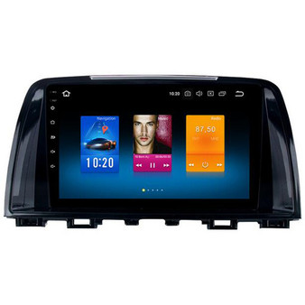 Mazda 6 android navigation system GPS head unit