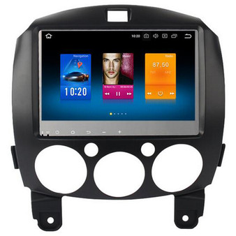 Mazda 2 Android Navigation System GPS Head unit