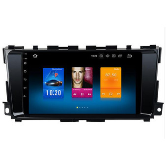 Nissan Teana Android GPS Navigation System