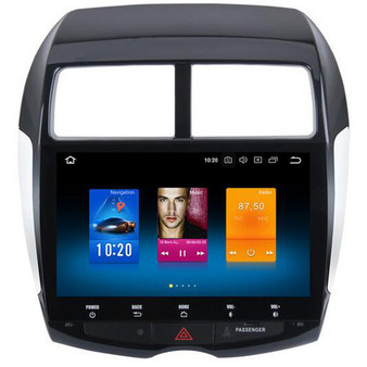 Mitsubishi ASX android car stereo navigation gps head unit