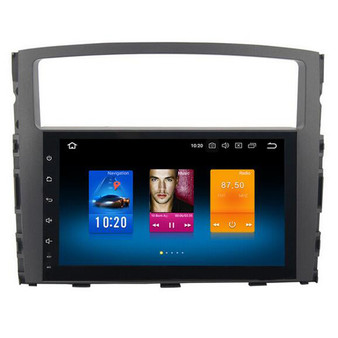 Mitsubishi Pajero gps navigation android head unit