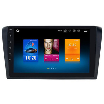 Mazda 3 android navigation gps head unit