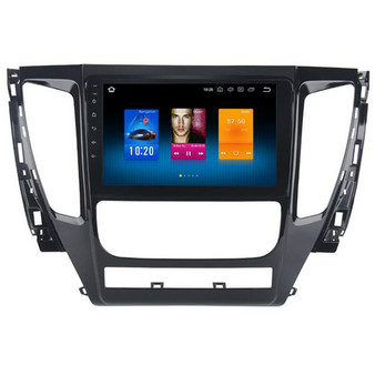 Mitsubishi Pajero 2017 android navigation gps head unit