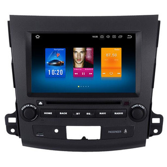 Mitsubishi Outlander android navigation gps head unit