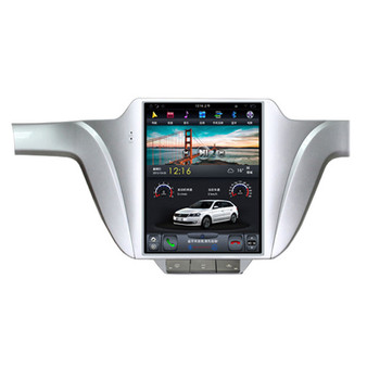 10.4 '' VW Lavida 2016 Tesla Style Vertical Screen Android Navigation GPS