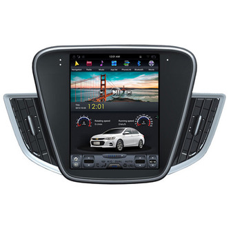 10.4 '' Chevrolet Cavalier 2016 Tesla Style Vertical Screen Android Navigation GPS