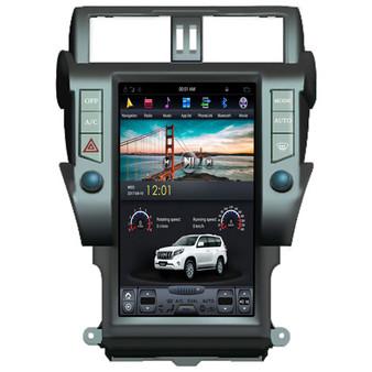 13.6 '' Vertical Screen Android Navigation GPS for Toyota Prado Plus 2010-2013